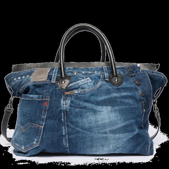Donna Jeans Tessuto Di In Borse rBQdxsthC