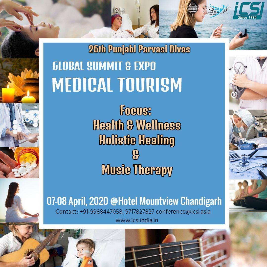 Global Summit & Expo MEDICAL TOURISM 26th Punjabi Parvasi