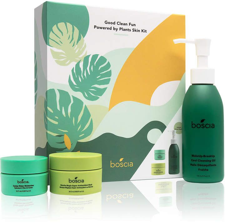 boscia 3Pc  Good Clean Fun Skin Set (Includes Cactus Water Moisturizer) & Reviews  Beauty Gift Sets  Beauty  Macy's is part of Cactus water - Shop boscia 3Pc  Good Clean Fun Skin Set (Includes Cactus Water Moisturizer) online at Macys com  A set of boscia best sellers that offers a daily ritual to cleanse, mask and moisturize for a radiant complexion
