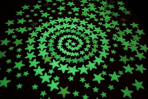 Glow In The Dark Stars Or Other Toys