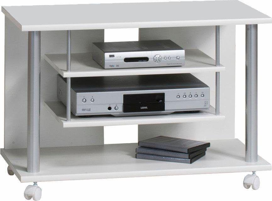 MAJA Möbel TV-Schrank weiß, »TV-Rack 1898« Jetzt bestellen unter - schrank wohnzimmer weiß