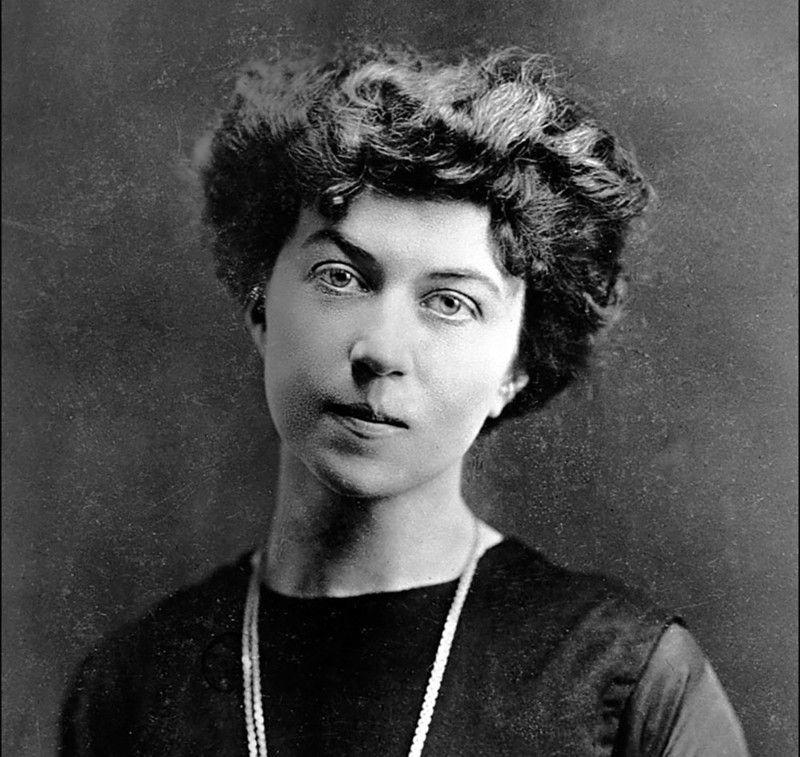 Alexandra Kollontai Women