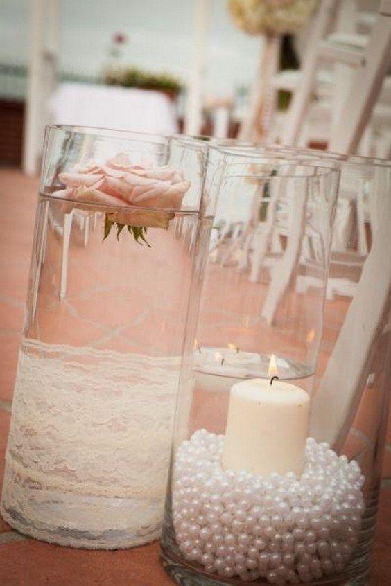 15 glamouröse Vintage Perle Hochzeitsideen, die Sie nicht verpassen können   – Centerpieces & Wedding Bouquets & Corsages!