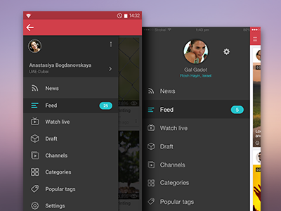 Pin on Android UI