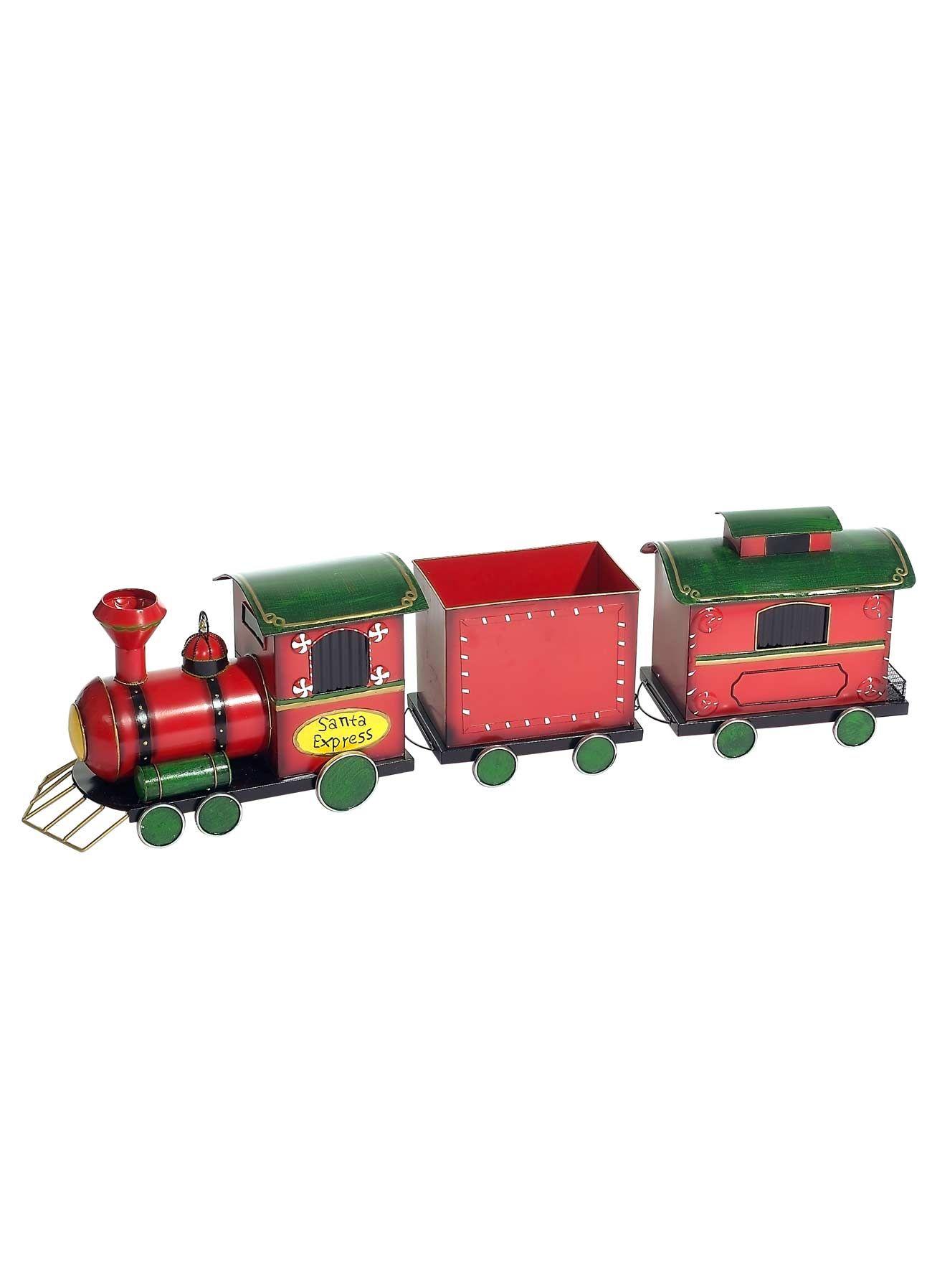 Eisenbahn Weihnachtsdeko.Santa Express Eisenbahn Weihnachtsdeko Hello Santa