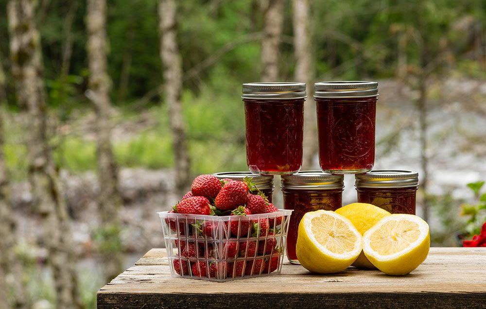 Rodale Wellness Is Now Canning recipes, How to store