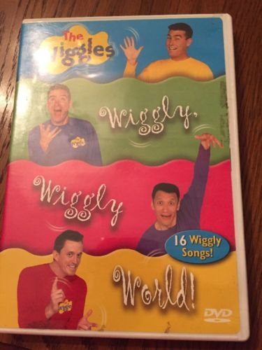 084a954767 Wiggles, The: Wiggly, Wiggly World (DVD, 2005) | Ideas | World ...