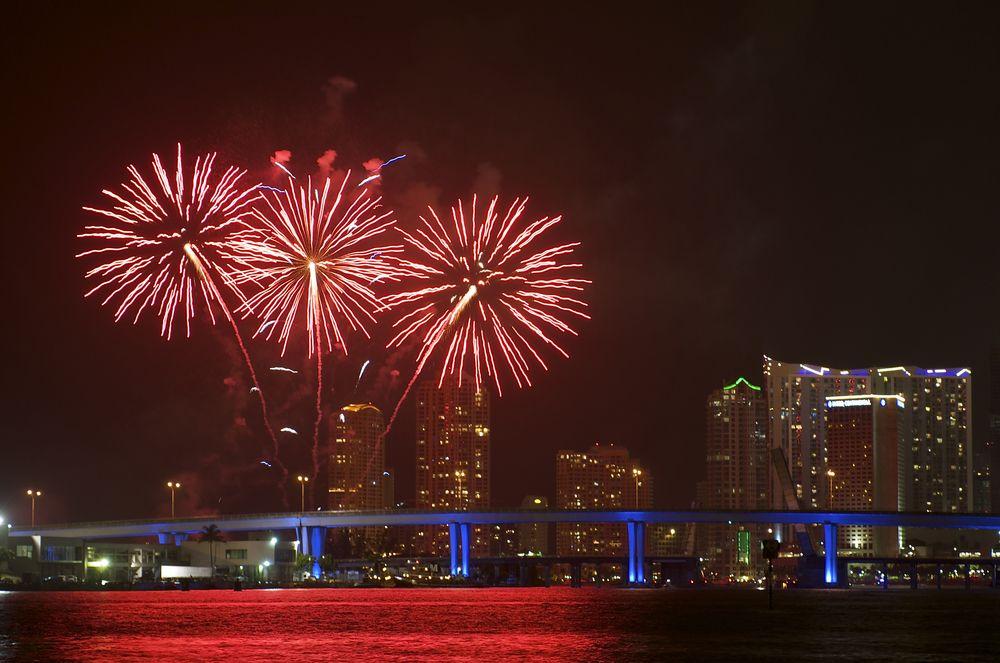 Чем удивит новогодняя ночь в Майами?
