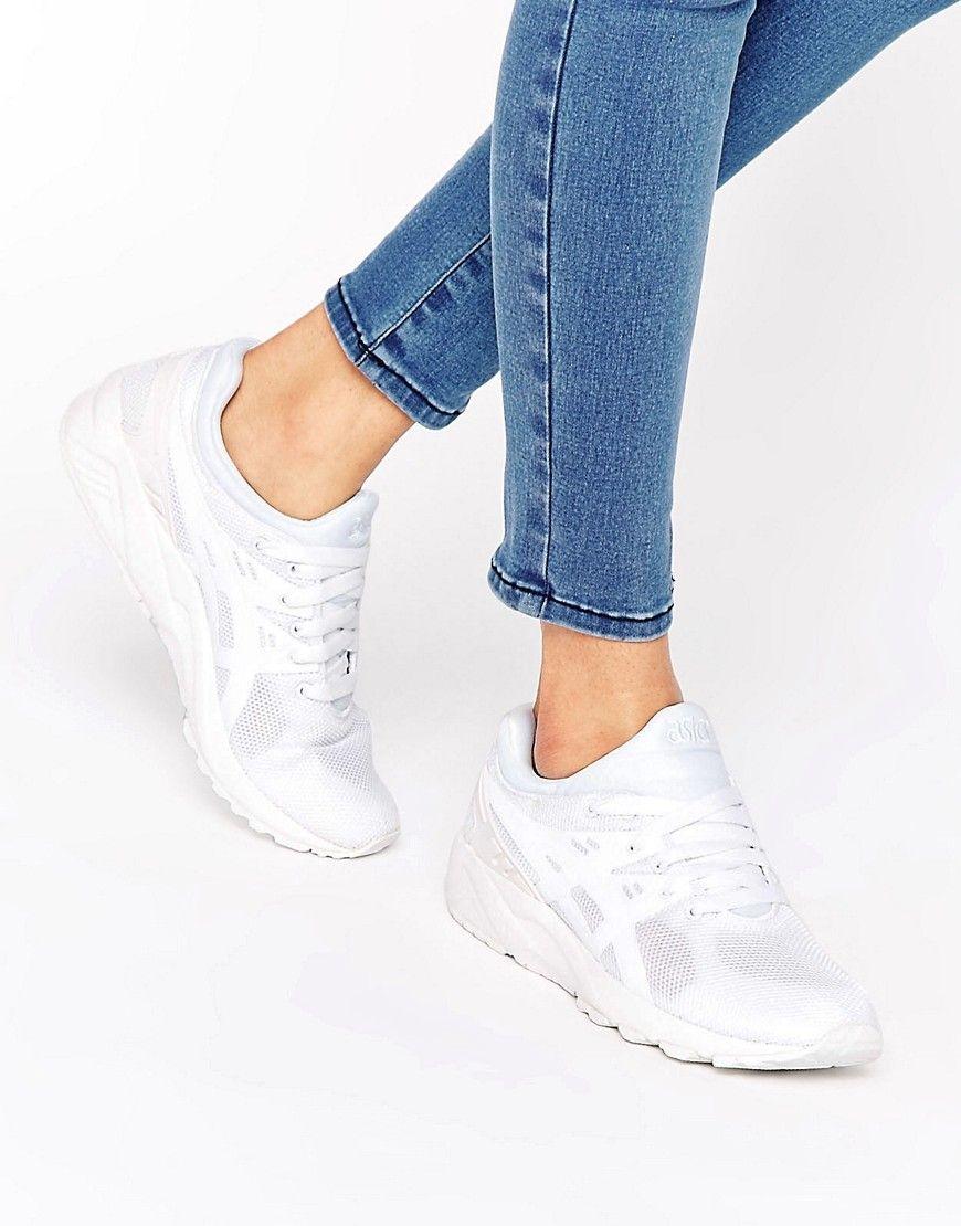 zapatillas mujer asics blancas