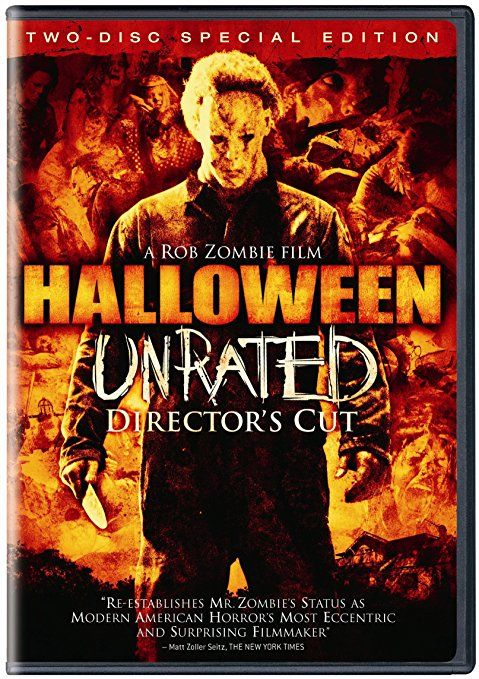 Halloween- Unrated Director's Cut | Movies/TV | Halloween