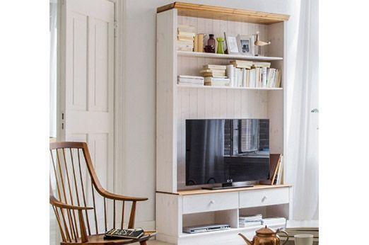 TV Wand Lillehammer I #livingroom #livingroomideas #bedroom #bedroomideas  #interiordesign #