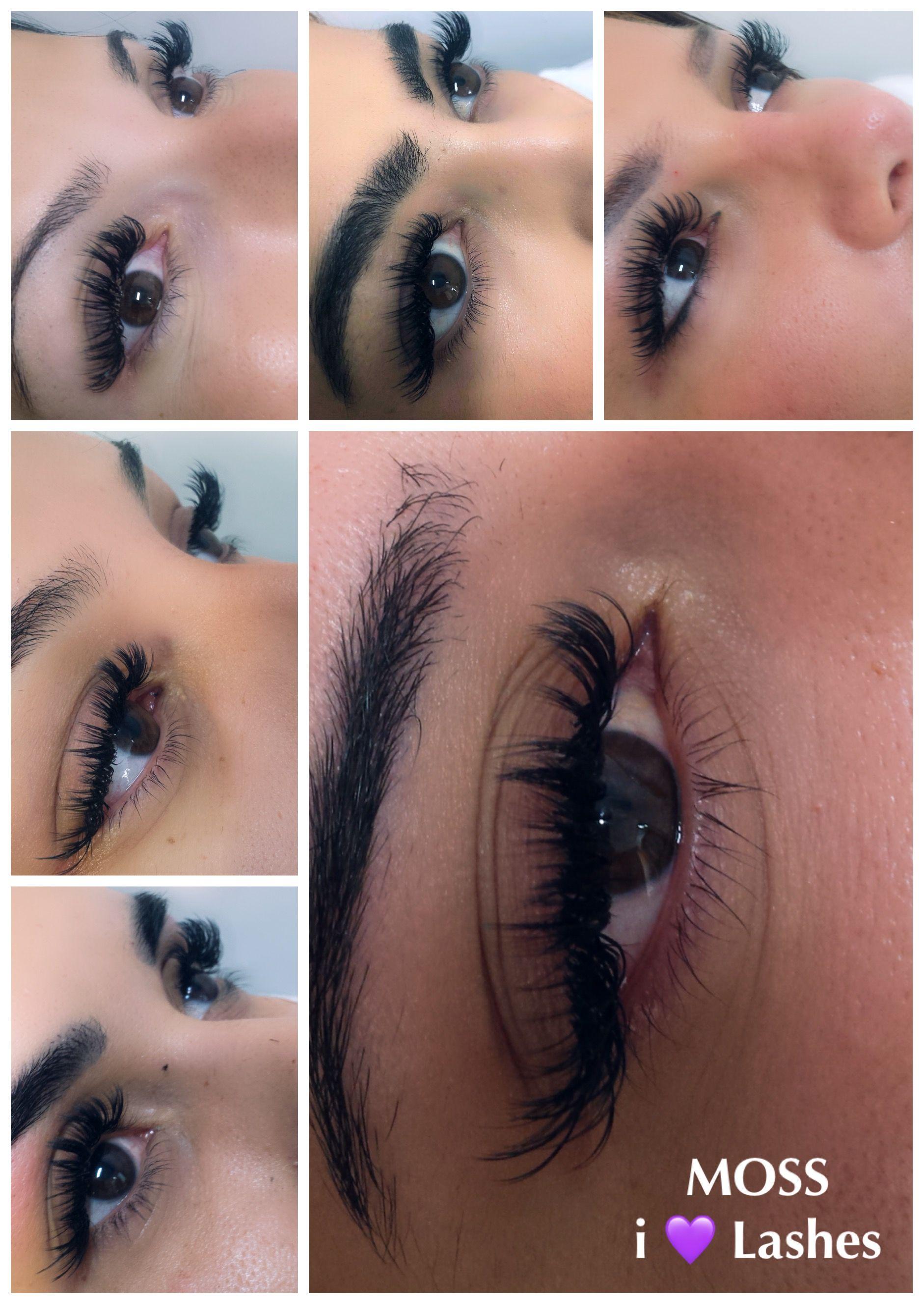 Perfect Eyelash Extensions I Lashes Moss Eyelash Extensions