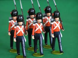 tin soldiers, steadfast tin soldier tattoo | Toy soldiers