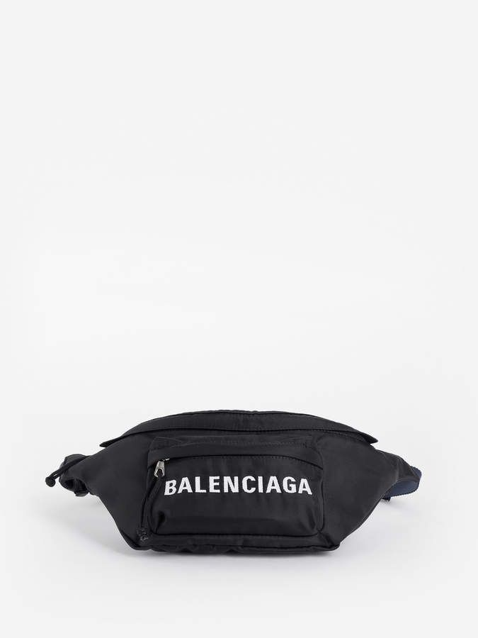 6684896fe6b5 Balenciaga Fanny Packs 5288629F91X 1090 in 2019 | Embroidery ...