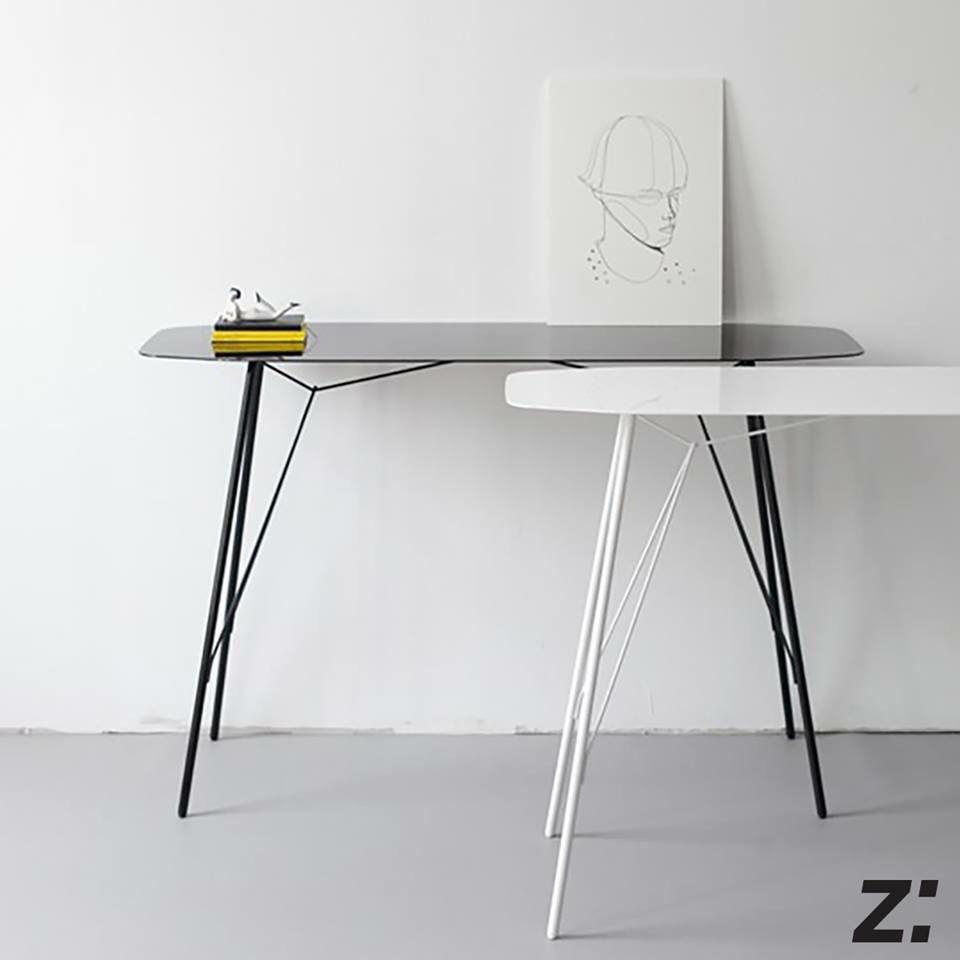 Zanotta Table, Folding table, Console table