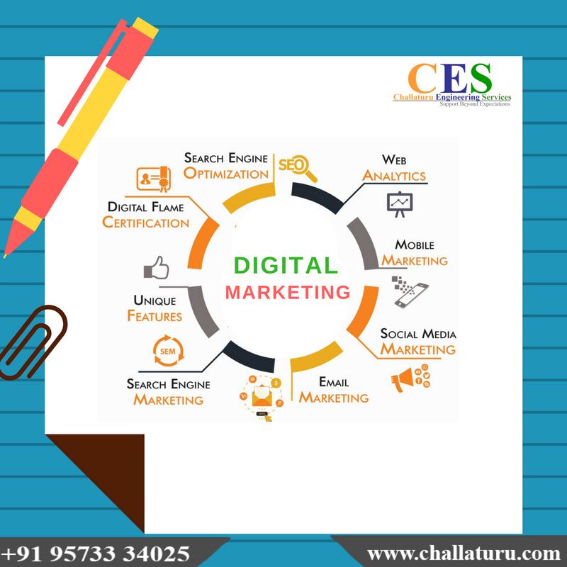 CES- Best Digital Marketing Company in Chennai Tirupati | Digital ...