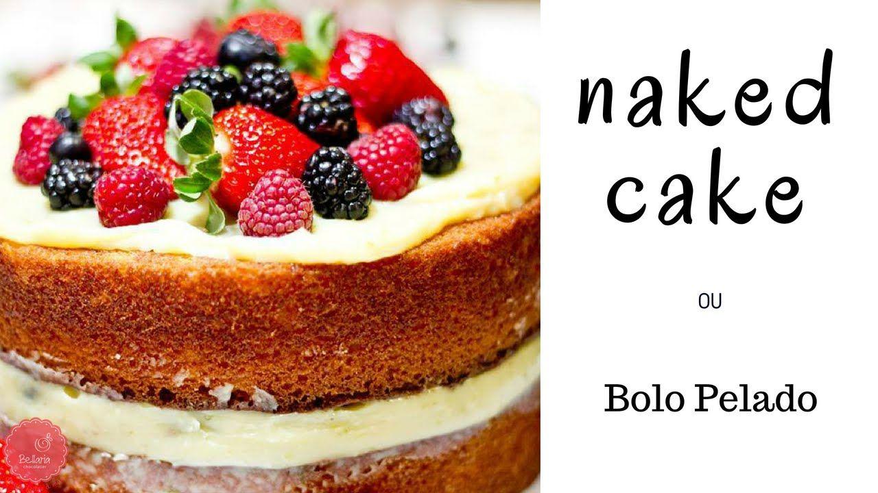 Naked Cake | Mãe Para Sempre