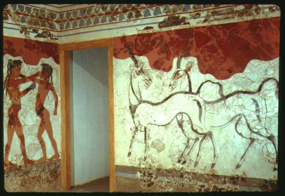 Minoan art   Arte antica greca, Arte antico, Micene