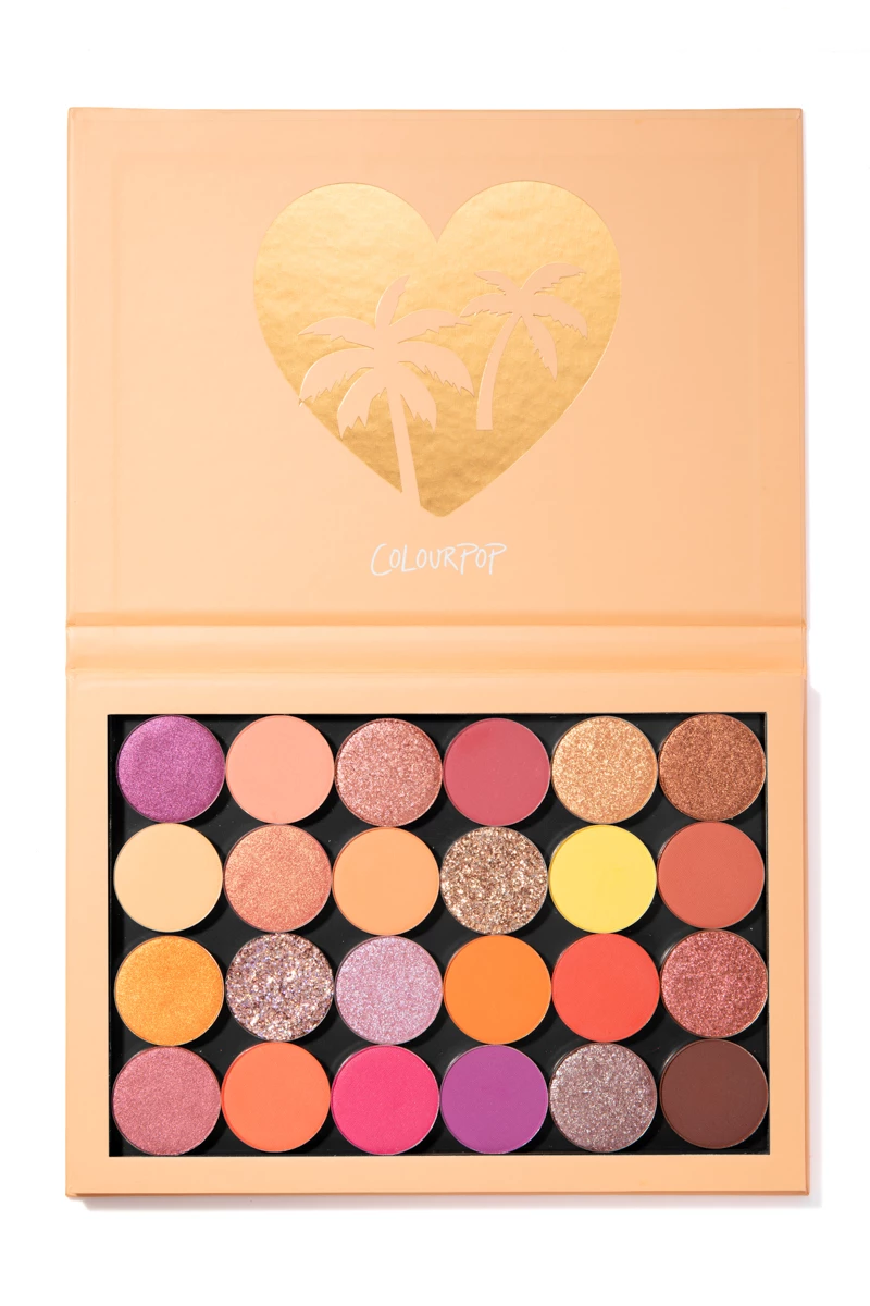 Here Comes the Sun Palette ColourPop Eyeshadow