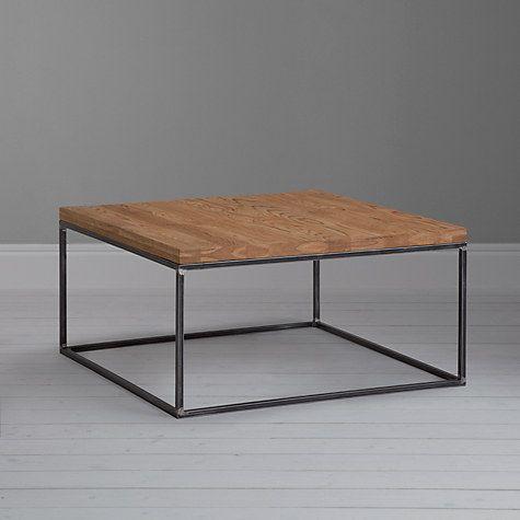 John Lewis Calia Coffee Table, Oak | Mesas