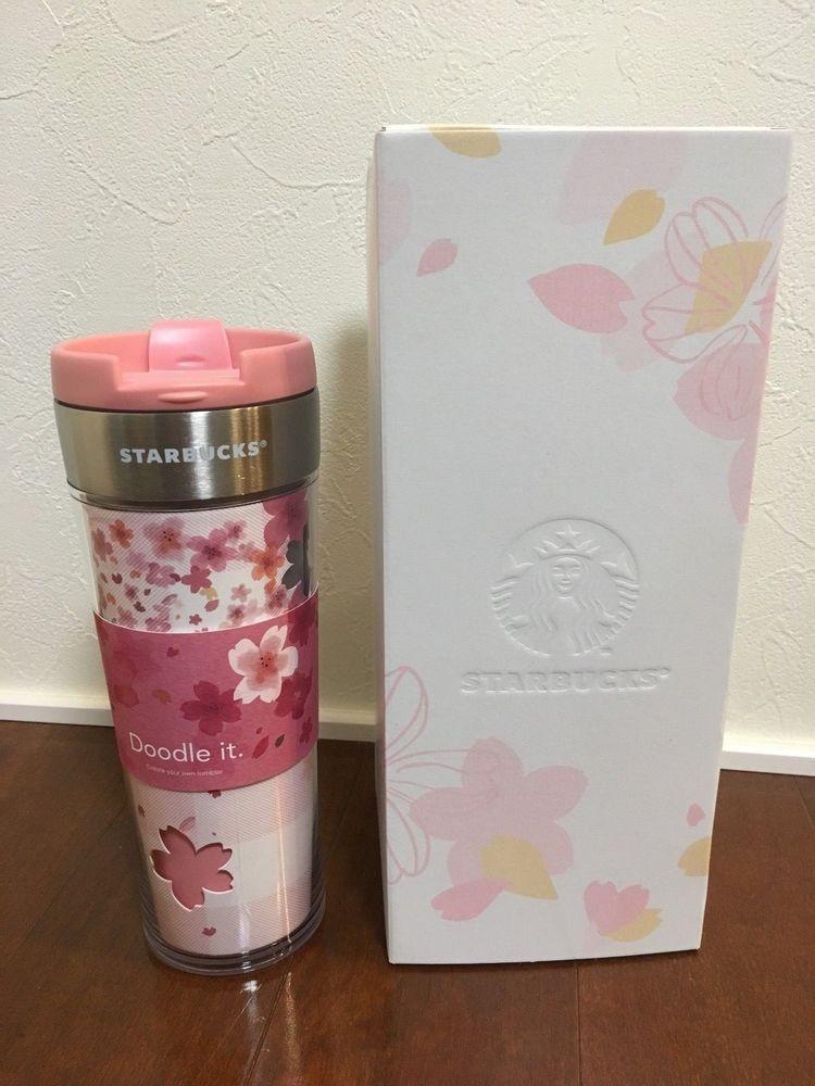 Starbucks Japan Sakura Limited Stainless Create Your