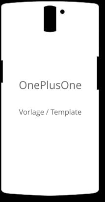 oneplusone template case oneplusone handyh lle vorlage zum. Black Bedroom Furniture Sets. Home Design Ideas