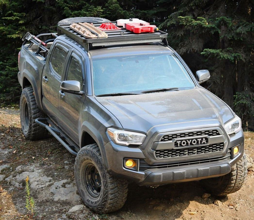 Pin by Alek Malone on Toyota roof rack