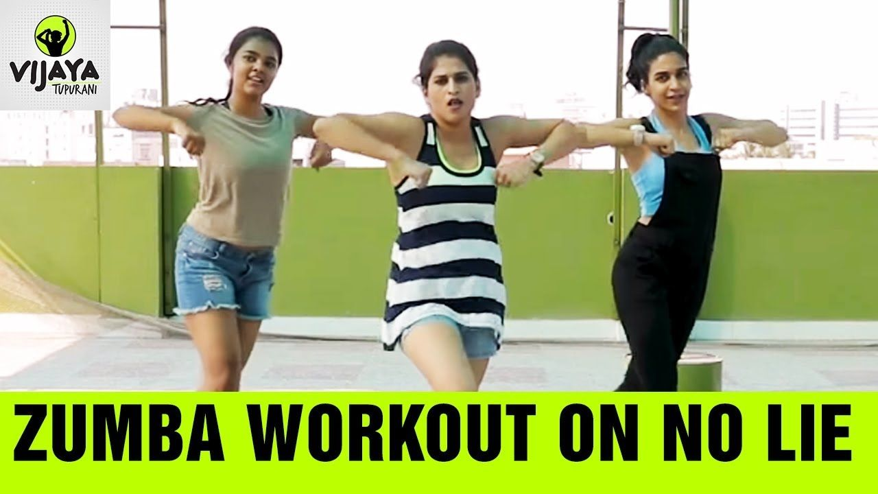 Zumba Workout On No Lie Dance Fitness Routine Zumba Latest Videos Dance Workout Zumba Workout Workout