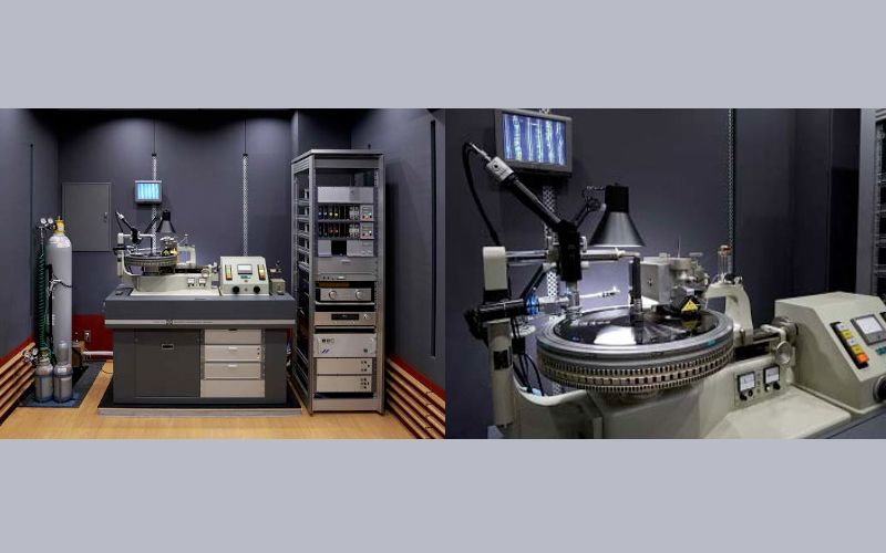 Sony Music has installed a record cutting lathe in its Tokyo