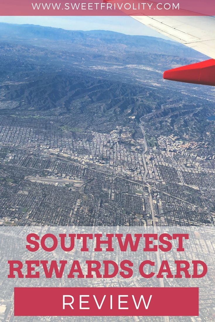 is the southwest rapid rewards visa credit card by chase worth it find out here in this honest review travel vacation budget budge - Southwest Visa Credit Card