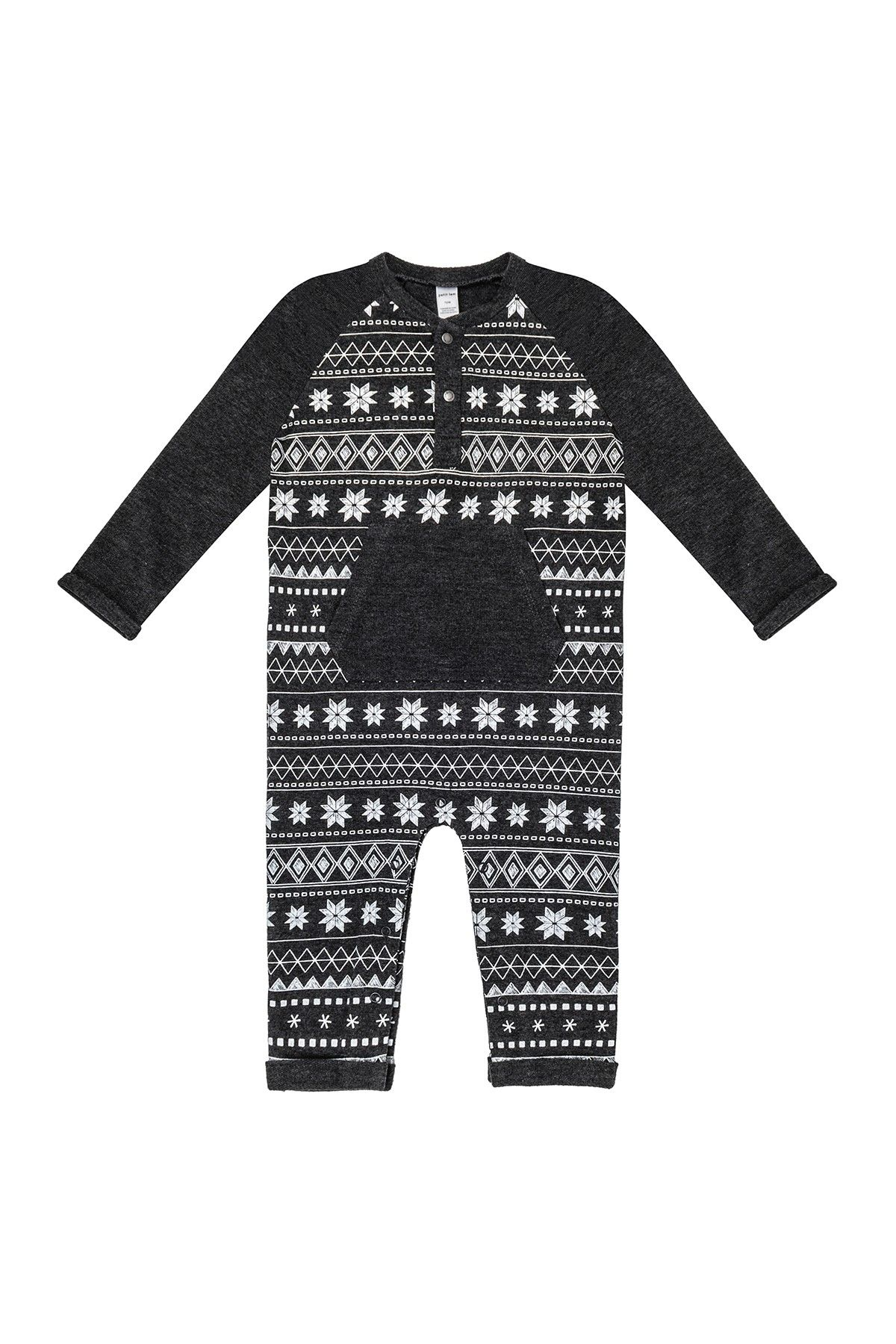 Photo of Petit Lem | Knit Playsuit (Baby Boys) | Nordstrom Rack