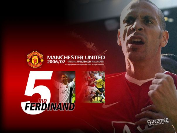 Get Great Manchester United Wallpapers 2007 Manchester United Players 2006-2007 (5)