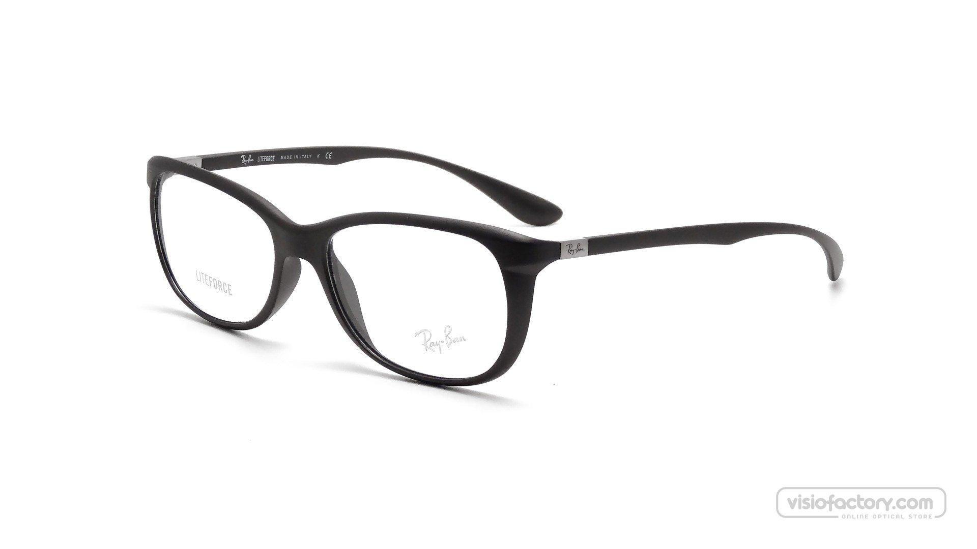 b909db8bb ... order lunettes de vue ray ban liteforce tech rx rb 7024 5204 noir large  befe5 47be3 ...