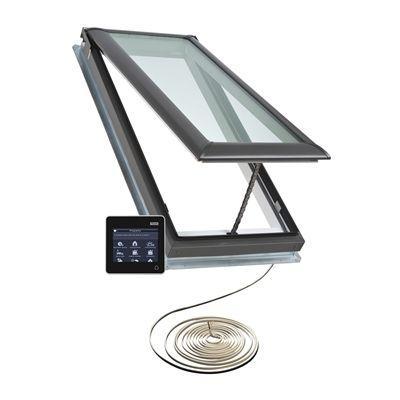 VELUX VSE C01 20 21-in x 26 875-in Electric Venting Deck