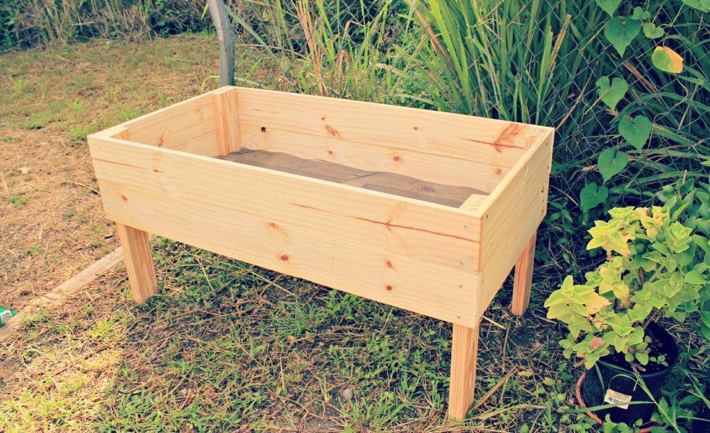 Diy Week Build A Raised Garden Bed Sea Field Tribe 400 x 300