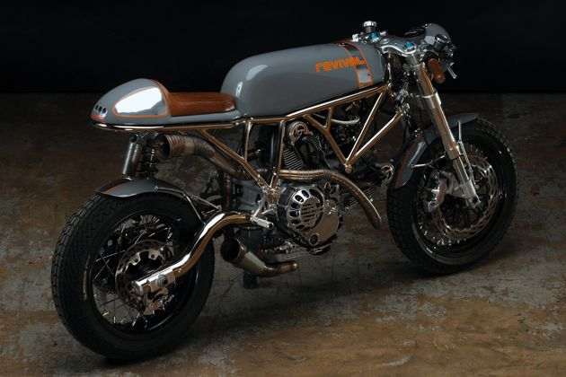 Ducati SportClassic Motorcycle by Revival 2