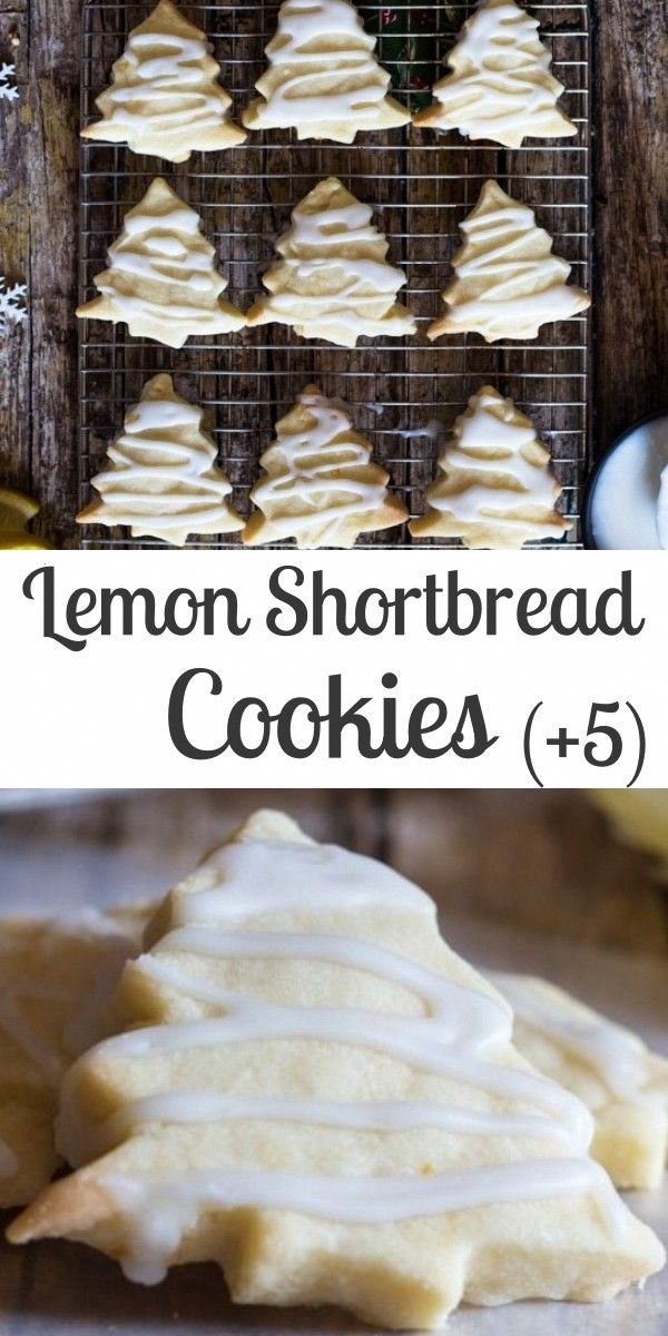 Cookies are a must and these Lemon Shortbread are the perfect Lemon Lovers melt in your mouth CookieShortbread Cookies are a must and these Lemon Shortbread are the perfe...