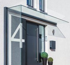 Das Modell Duravento Bietet Die Integrierte Lösung Für Ihr Vordach Mit  Seitenwindschutz. Für Den Windfang Am Vordach Hier ➨ Preis Berechnen!