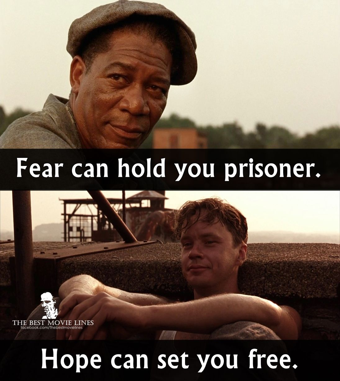 Morgan Freeman Quotes Movie: The Shawshank Redemption 1994