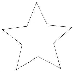 sternenvorlage-bild von sonja wyss auf sterne zum