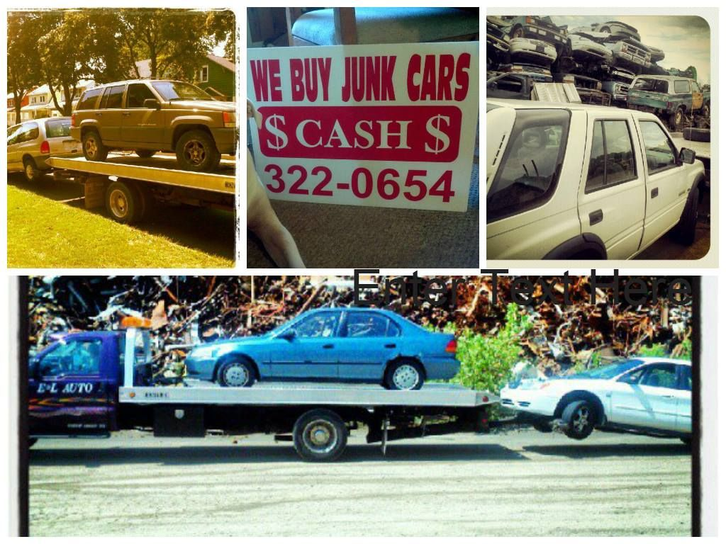 Chunk for Cash for junk cars Albany NY 518-322-0654 We buy junk cars ...