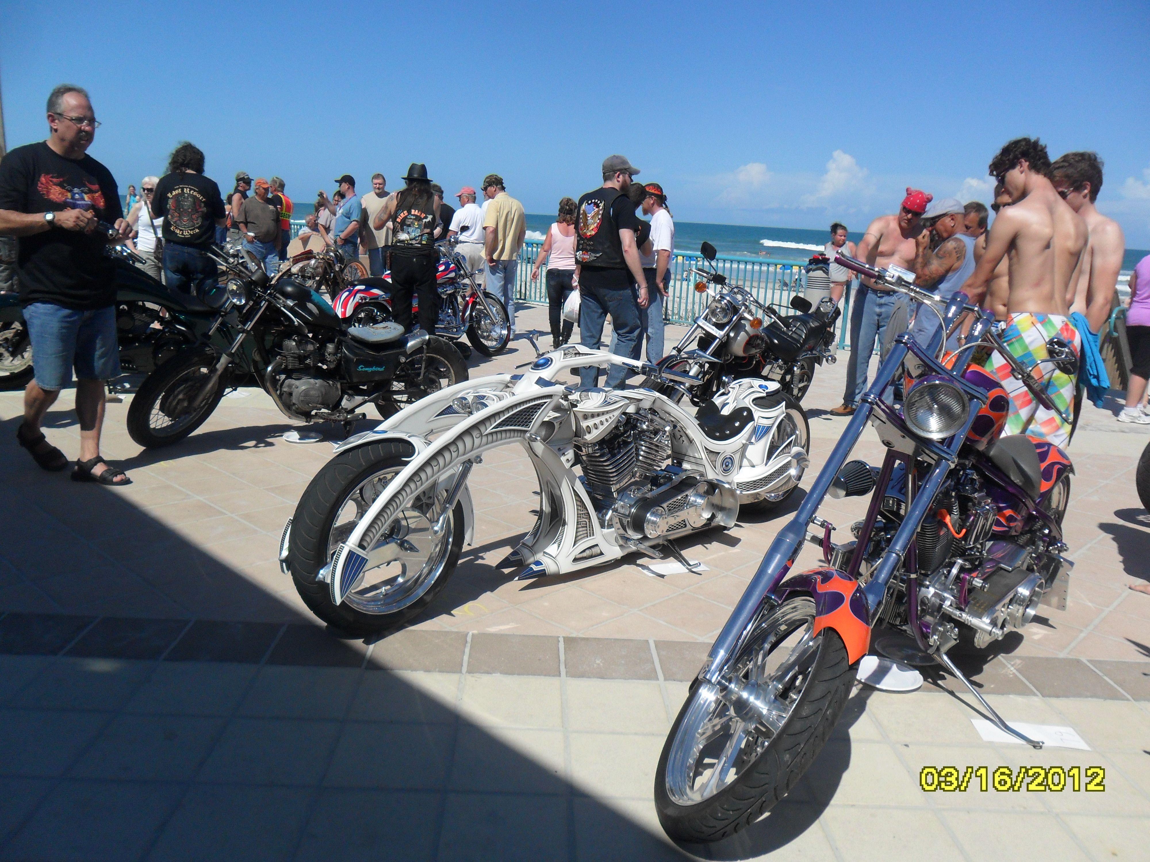 Daytona beach bike week daytona beach bike week beach