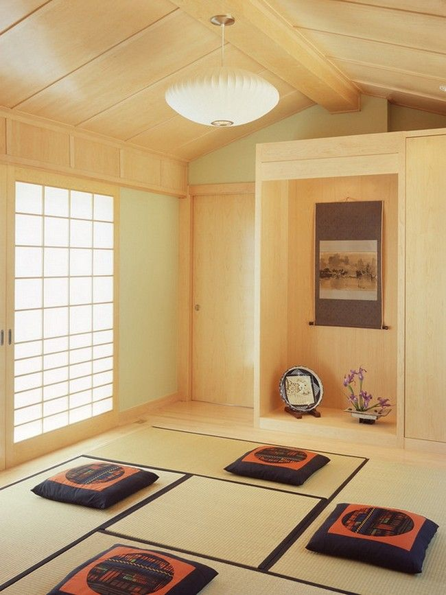 Japanese Floor Cushions – Example Of Asisn Ideas | Japanese and ...