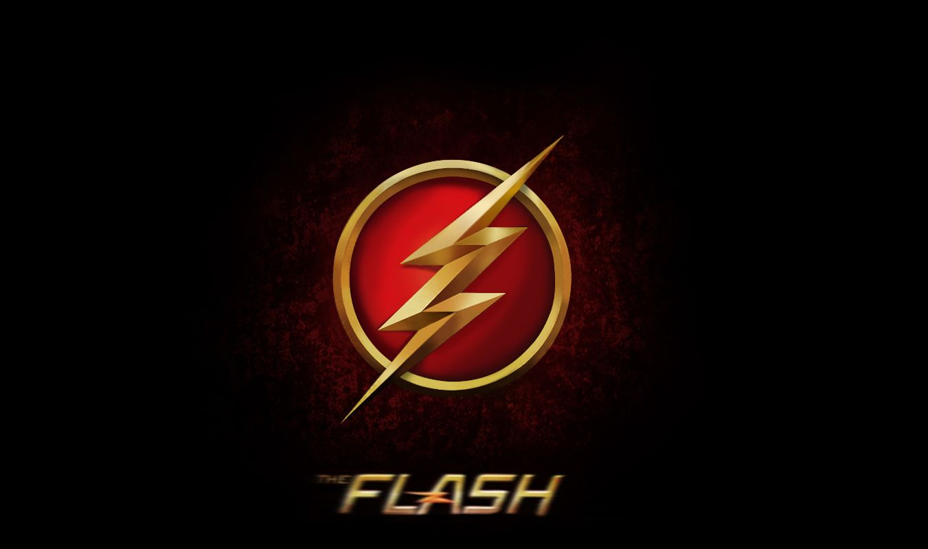 The Flash Tv Series The Flash Tv Show Logo By