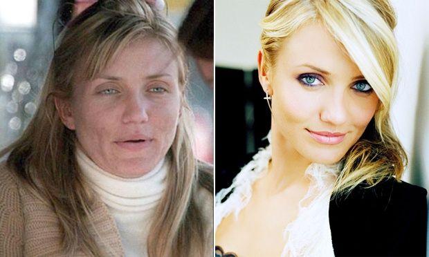 15 Famosas sem maquiagem | Stars ungeschminkt, Gesicht, Ungeschminkt
