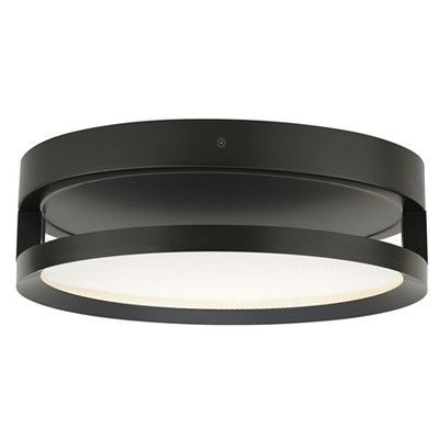 "Tech Lighting Finch Float Flush Mount Size: 3.6"" H x 12"" W x 12"
