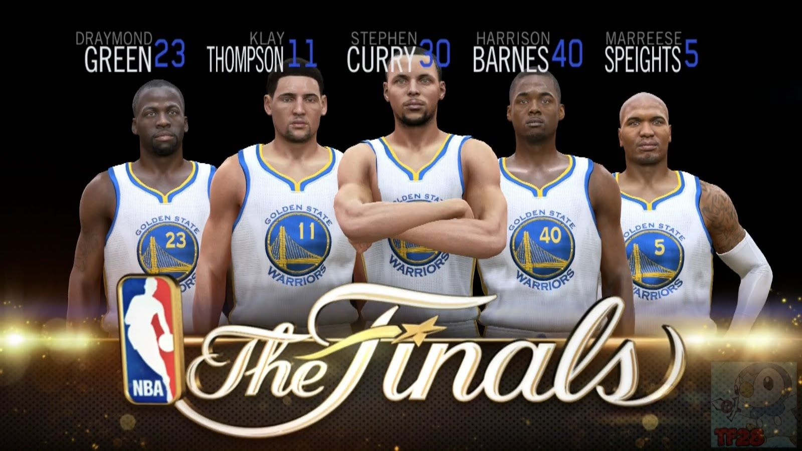 NBA 2K16: What If The Golden State Warriors Couldn&#39-t Make Three ...
