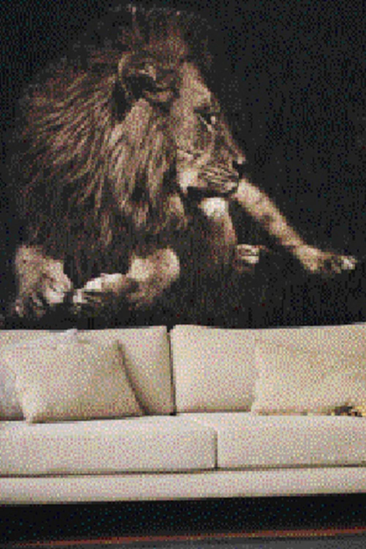Mémoires collectie | King print  #Fleurinck #tende #Elitis #behangpapier #behang #muurdecoratie #wooninspiratie #interieurinspiratie #wonen #muurbekleding #interieuraddict #interieurdesign #binnenkijken #interieur #interieurjunkie #binnenhuis #binnenhuisadviseurs #binnenhuisinspiratie #binnenhuisinrichting #woneninstijl #sfeervolwonen #aalst #nieuwerkerken #wemmel #leeuwprint #lionkingprint