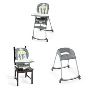 Ingenuity Trio 3 In 1 High Chair Review High Chair Toddler