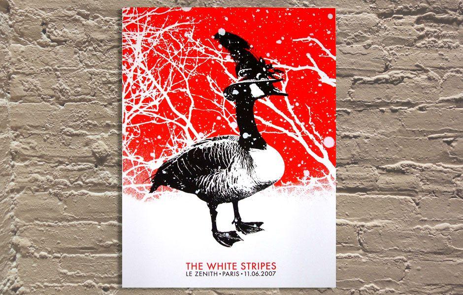 The White Stripes Paris [Meg] '07